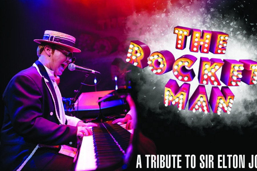 The Rocket Man - tribute to Elton John
